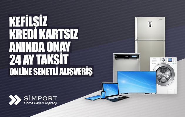 Simport'tan Online Senetli Satış!