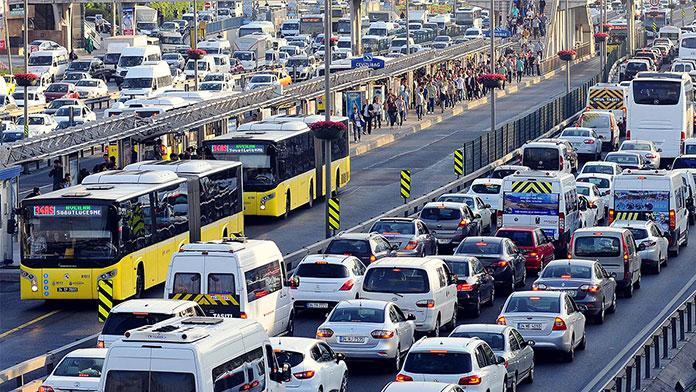 İstanbul'da tatil kabusu başladı.