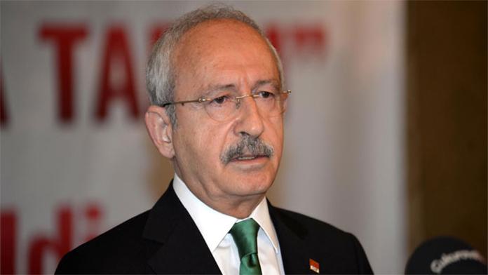 Kılıçdaroğlu şehit ailesine telefonla taziyede bulundu.