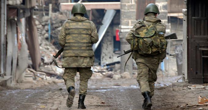 Lice'deki, Kandil yapılanması darmadağın edildi. Asker, terör unsurlarını temizledi!..