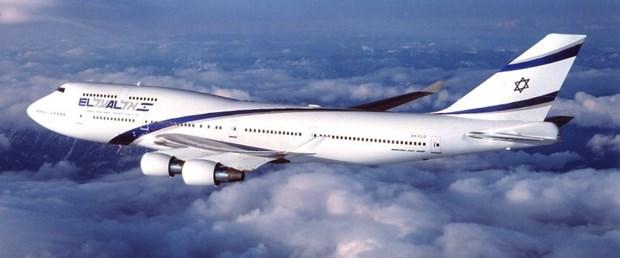 İsrail Yolcu Uçağına Bomba İhbarı...