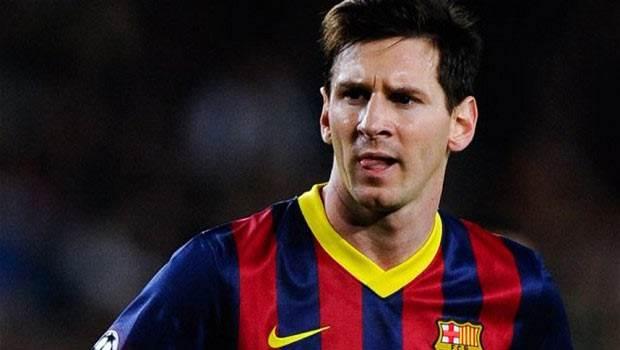 Messi'ye, Hapis Şoku!