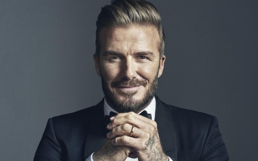 David Beckham'ın Hayaline İnanamayacaksınız!