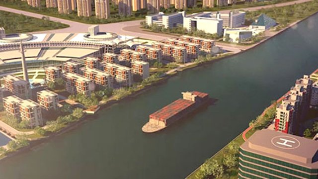 Kanal İstanbul için geri sayım başladı.