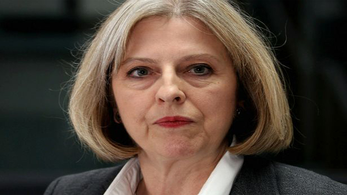 İngiltere'yi AB'ci kadın başbakan yönetecek.