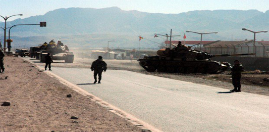 Mardin'de Karakol'a 8 ton bombayla saldırı. Patlama'da 2 şehit, 25 kişi yaralandı.