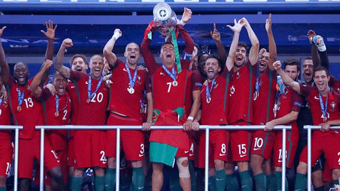 Şampiyon Portekiz!