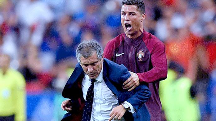 Ronaldo'nun Heyecanlı Hareketleri, Dünya Basınına Damga Vurdu!