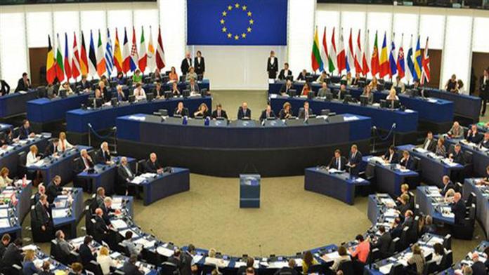 Avrupa Parlamentosundan Küstah Sergi!, PKK'lı'ların Resimlerini Brüksel'de Sergiliyorlar.