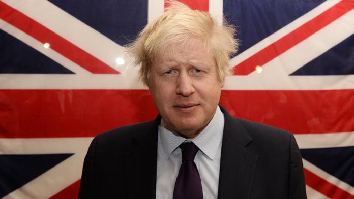 Gazeteci Ali Kemal'in Torunu Boris Johnson. İngiltere Dışişleri Bakanı Oldu.