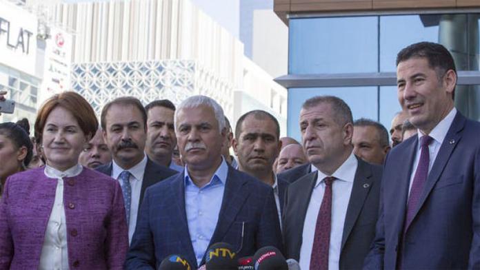 MHP'li Muhalifler Yılmadan Mücadeleye Devam Diyorlar..