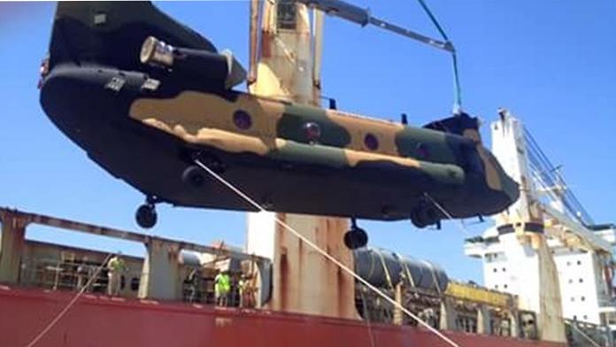 Amerikan filmlerinde gördüğümüz Helikopterler artık Türkiye'de