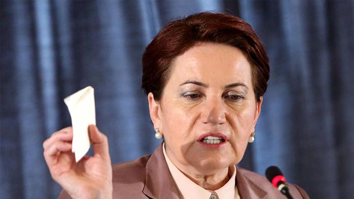 Meral Akşener, Sarıgül İle Merkez Sağ Parti İddialarına 'Kesinlikle Yalan Haber' Dedi.
