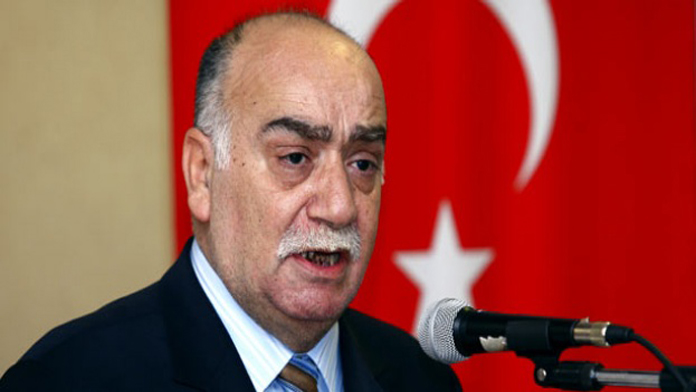 Çiftçi dostu, Türkiye Ziraatçılar Derneği Başkanı İbrahim Yetkin, vefat etti.