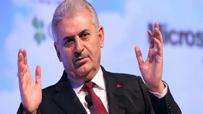 Başbakan Binali Yıldırım, '161 Şehidimiz,  2839 Gözaltı var. Darbe Girişimi Tamamen Püskürtüldü dedi'.
