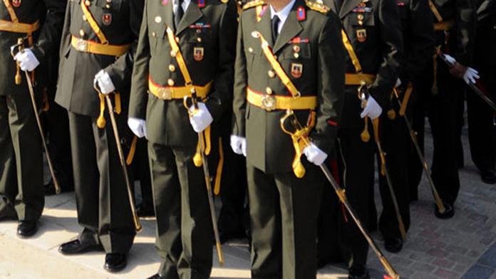 34 General ve Amiral Gözaltına alındı. Darbeci Subaylar Savcılık'ta İfade Veriyorlar.