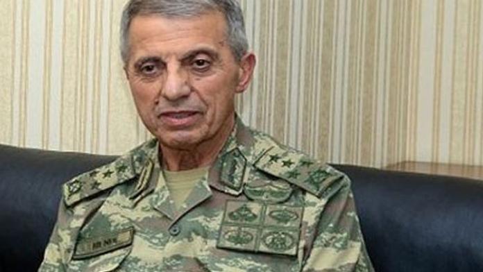 Jandarma Genel Komutanı 22 Saat Sonra Darbecilerin Elinden Kurtarıldı.
