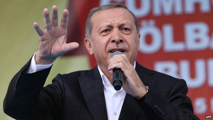 Cumhurbaşkanı Erdoğan, 'İDAM CEZASINA' yeşil Işık Yaktı.