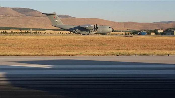 Darbe'nin İkinci Aşaması İçin Bombardıman Uçakları Malatya'dan Havalanacaktı.