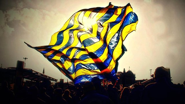 Fenerbahçe, Darbe Girişimine Gösterdiği Tepkiyle, Gündeme Oturdu.