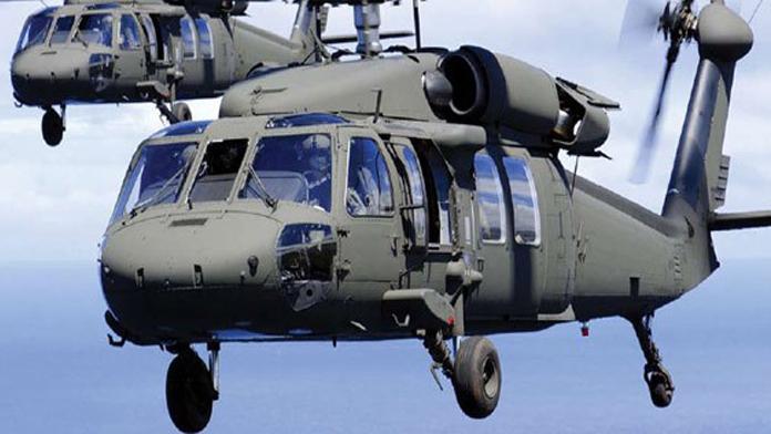 25 Asker ve 2 Helikopter Kayıp....