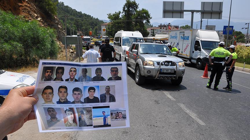 Cumhurbaşkanı'nın Kaldığı Otele Saldıranlar Yakalandı