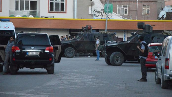 PKK'ya Seher Baskını, 3 Polis Şehit.
