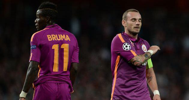 Galatasaray Bruma İçin Harekete Geçti