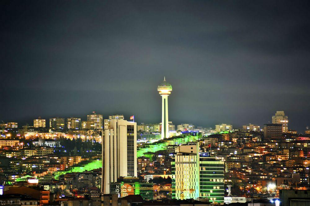 Ankara'nın kalınacak yerleri ve yurtlar...