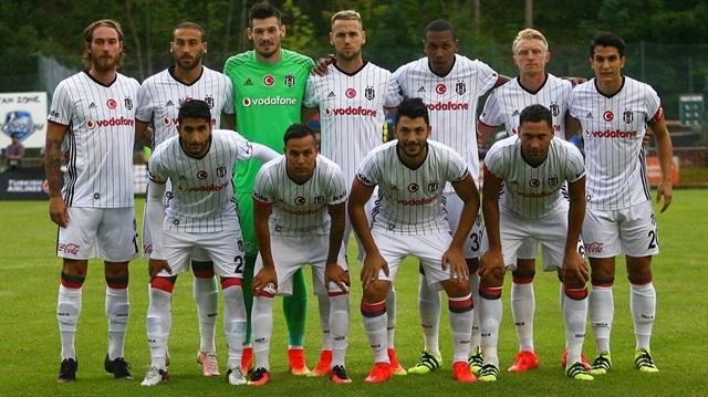 Şampiyonluk Elbisesi,Yeni Sezon Provasında Beşiktaş'ın Üstüne Uymadı