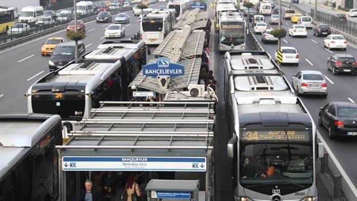 İstanbul'da Ücretsiz Ulaşıma Devam