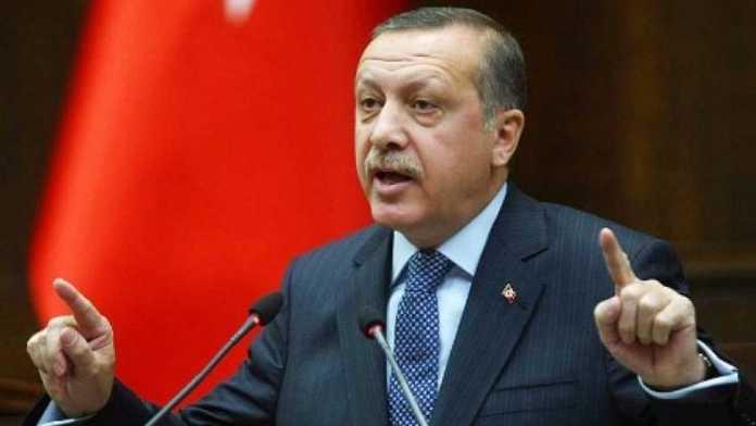 Erdoğan'dan Batı'ya Sert Açıklamalar