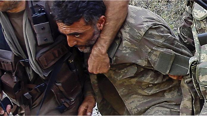Suikastçı MAK Timi'ne Ulaşıldı.
