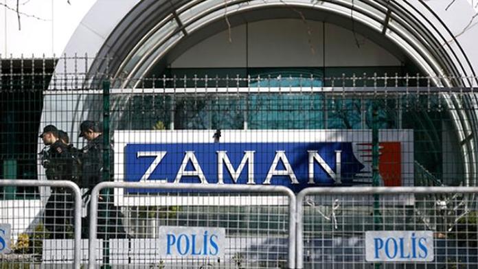 Zaman Gazetesi Yazarları Gözaltında.