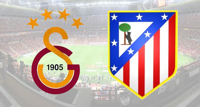 Atletico Madrid'den Galatasaray'a Şok İstek