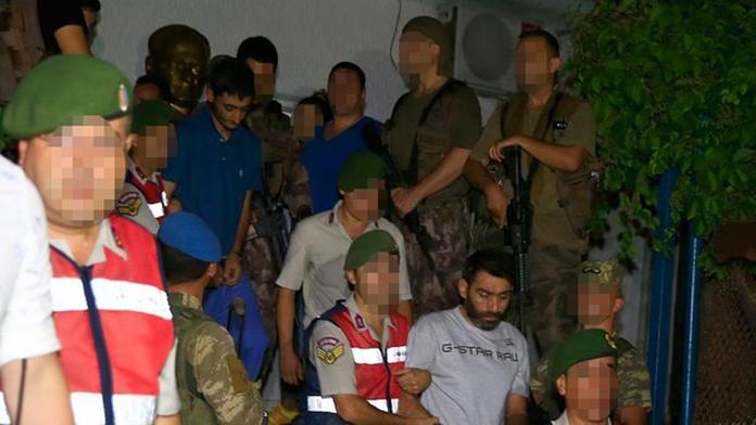 Firari 11 Suikastçi Yakalandı.