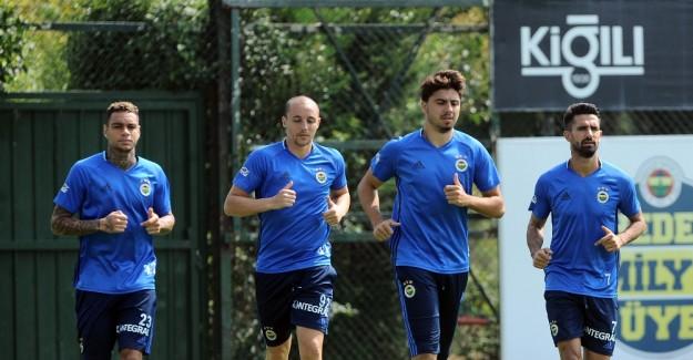 Fenerbahçe Monaco Maçına Hazır