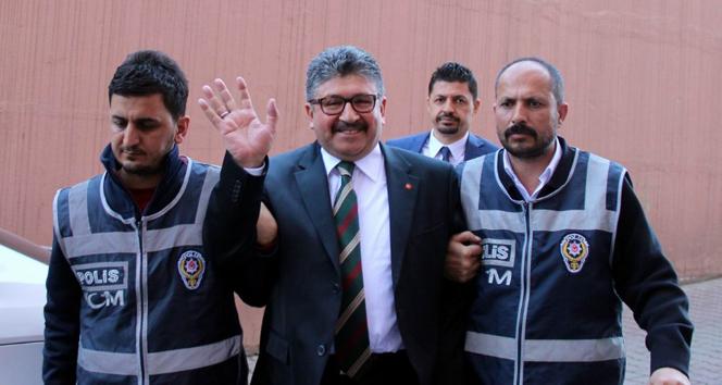 Hacı Boydak Gözaltında