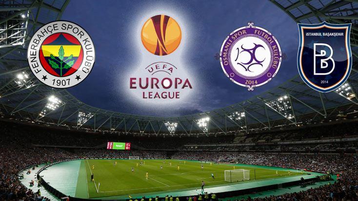 UEFA Avrupa Ligi Play-Off Eşleşmeleri Belli Oldu