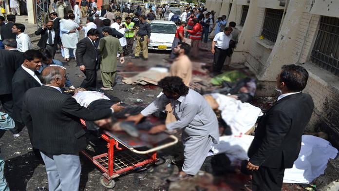 Pakistan'da Taliban Vahşeti; 70 Ölü...