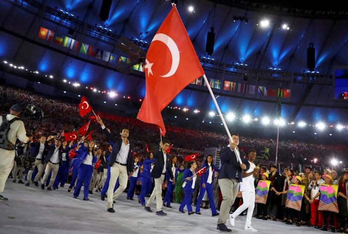Bugünkü Rio Olimpiyat Programı