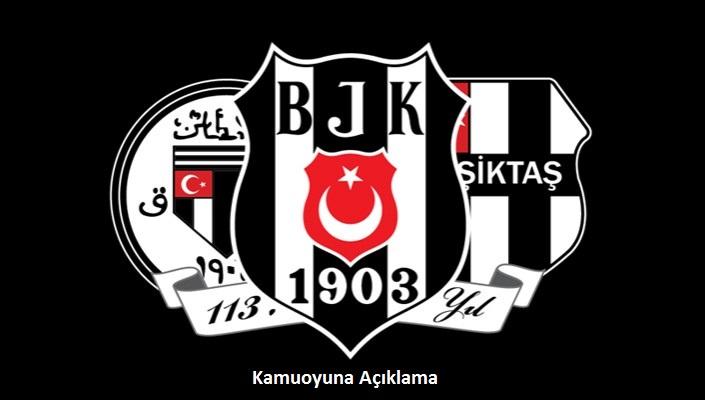 Beşiktaş'tan Şok Eto'o Açıklaması