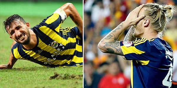 Fenerbahçe'de Sorunlar Erken Başladı.