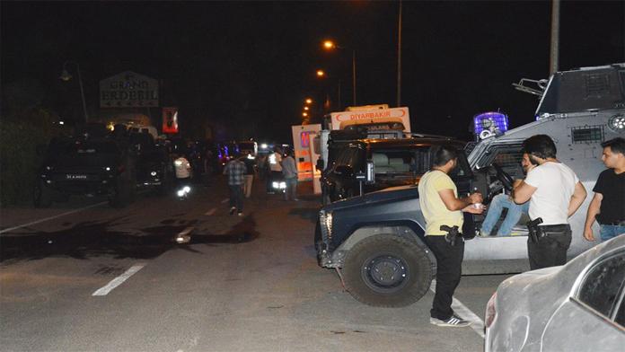 Diyarbakır'da Büyük Patlama; 5 Ölü...