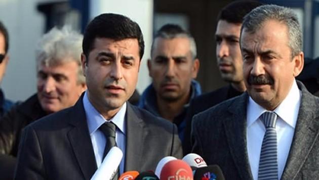 HDP Hapis Şokuyla Sarsıldı!