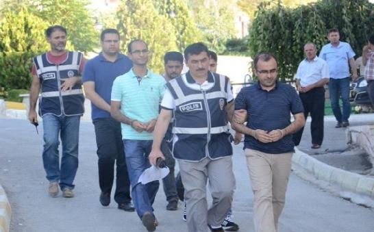 Tutuklanan Fetö'cü Hakim ''Asıl Yargılanmayı Tarih Yapacak''...