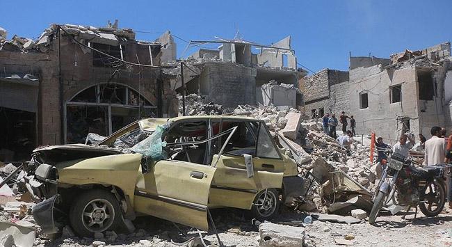 Halep'te Can Pazarı