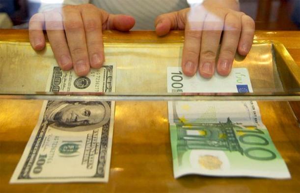Dolar ve Euro Düşüşe Geçti