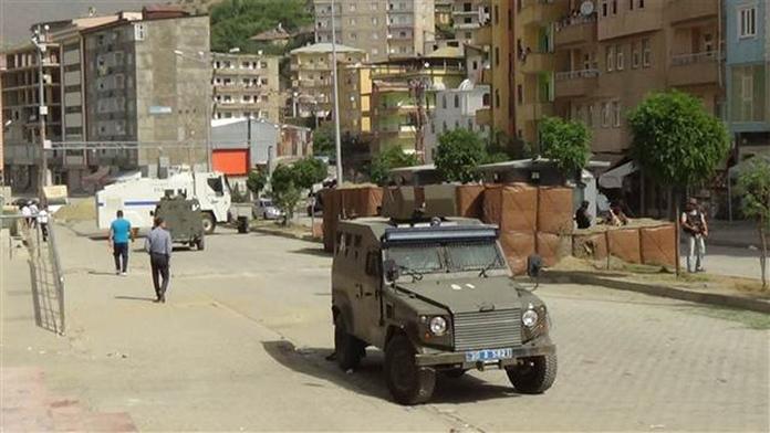 PKK, Şemdinli'de Polis'e Saldırdı...