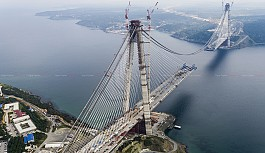 Yavuz Sultan Selim Köprüsü Açıldı